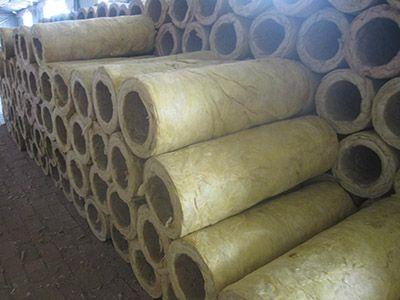生产岩棉保温管