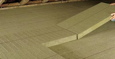 岩棉板性能优越