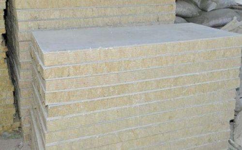 河北外墙岩棉板